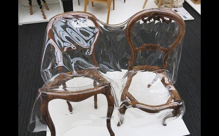 Douglas Montgomery chair via Visuology