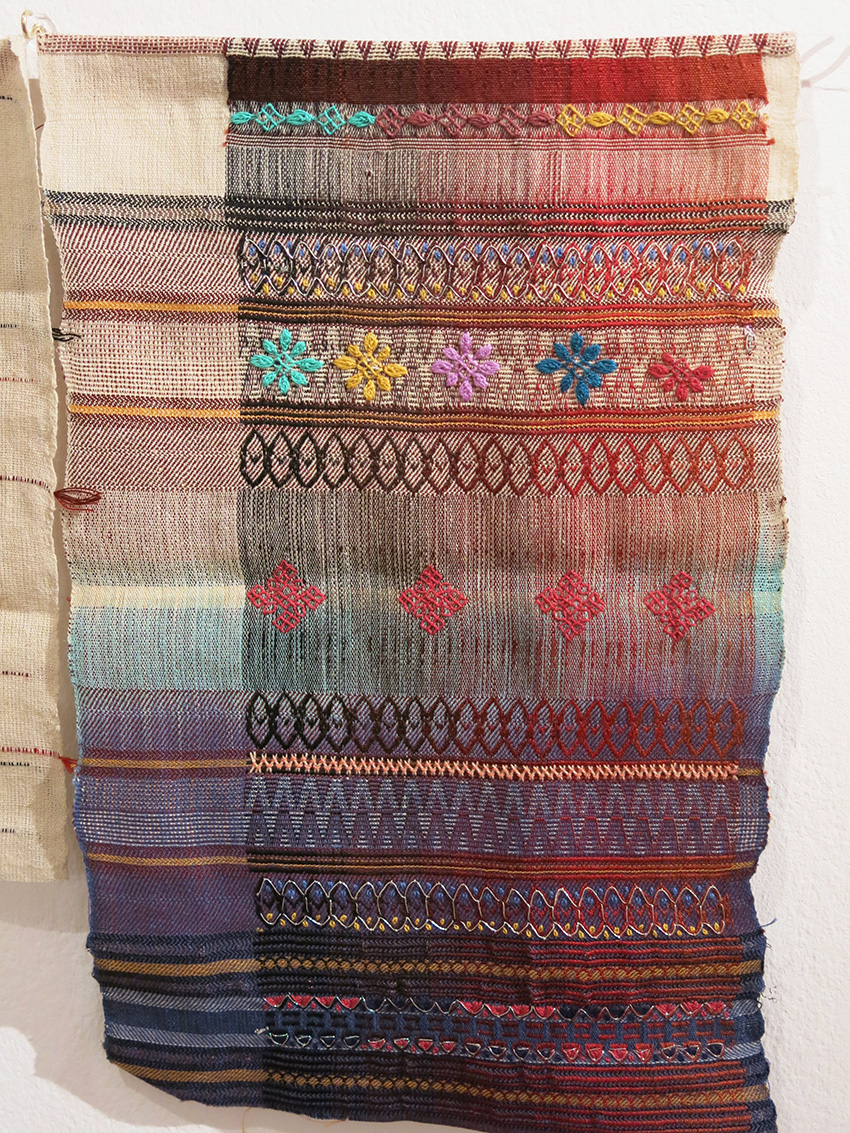 Seher Mirza handcrafted textile