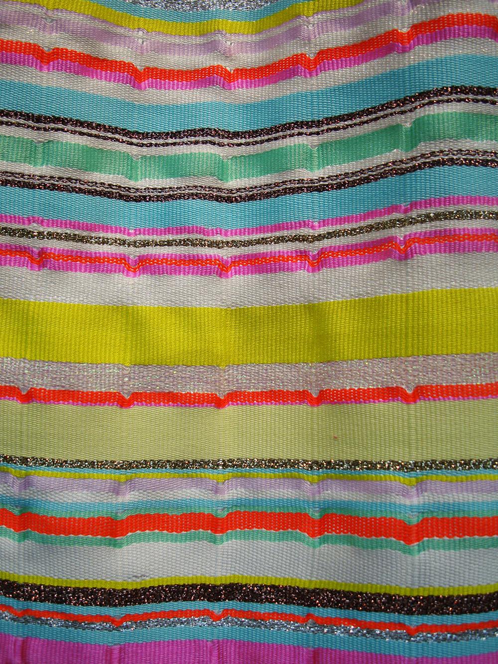 Candy stripe by Rebecca Lefevre