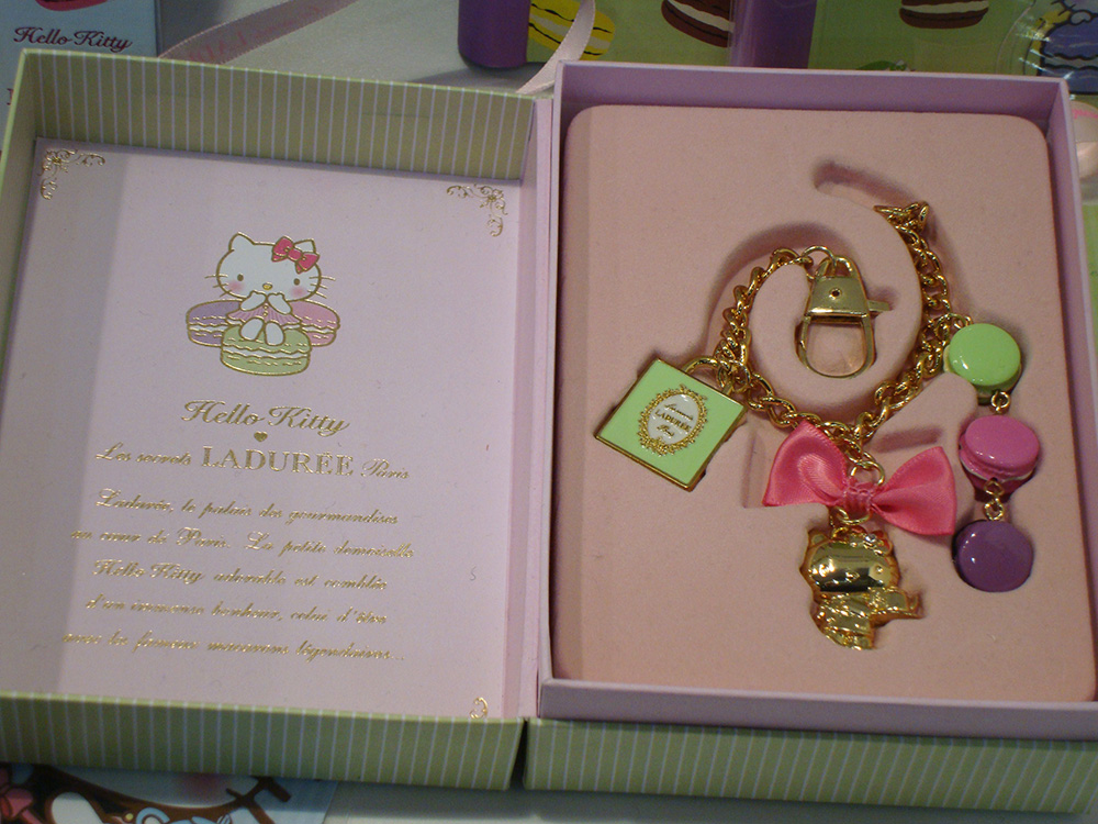 Hello Kitty Laduree