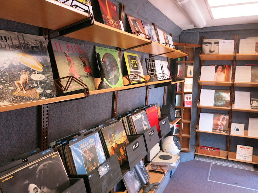Resonate Generate - Shelves of Vinyl