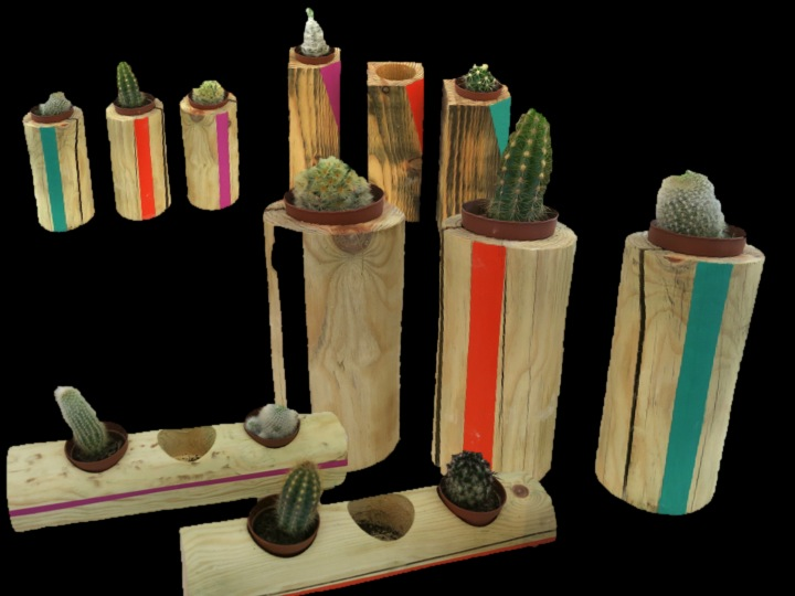 Annette Macdonald pots copyright Visuology