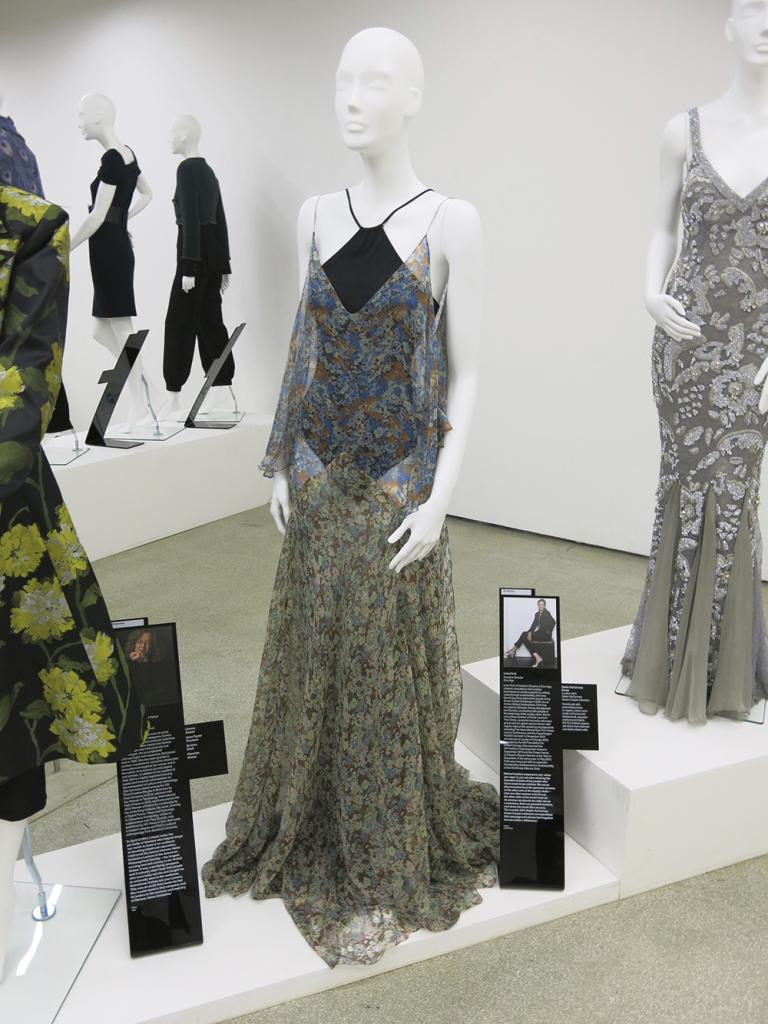 Livia Firth's dress by Stella McCartney