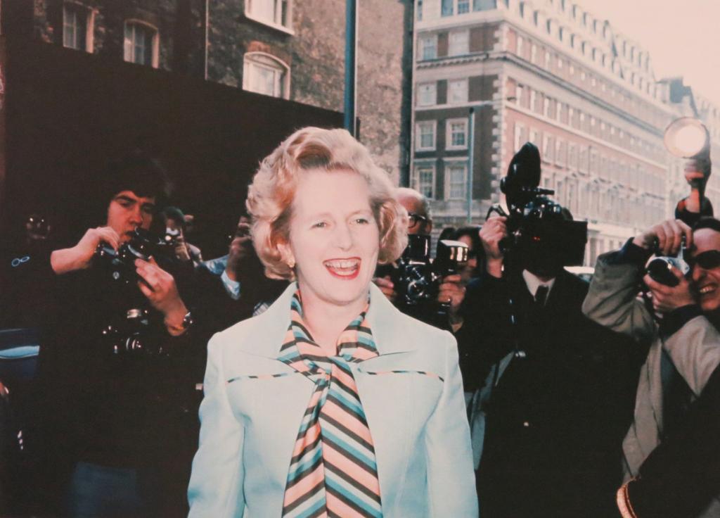 Margaret Thatcher Women Fashion Power at Design Museum