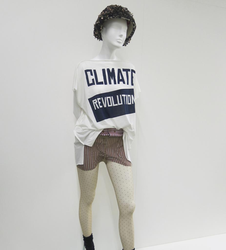 Protest fashion