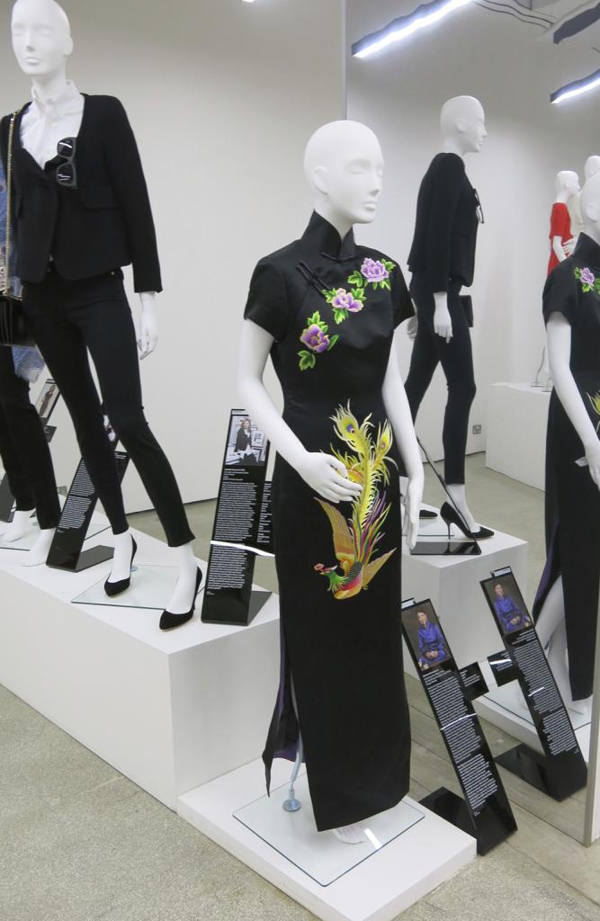 Wei Sun Christianson dress Women Fashion Power copyright Visuology