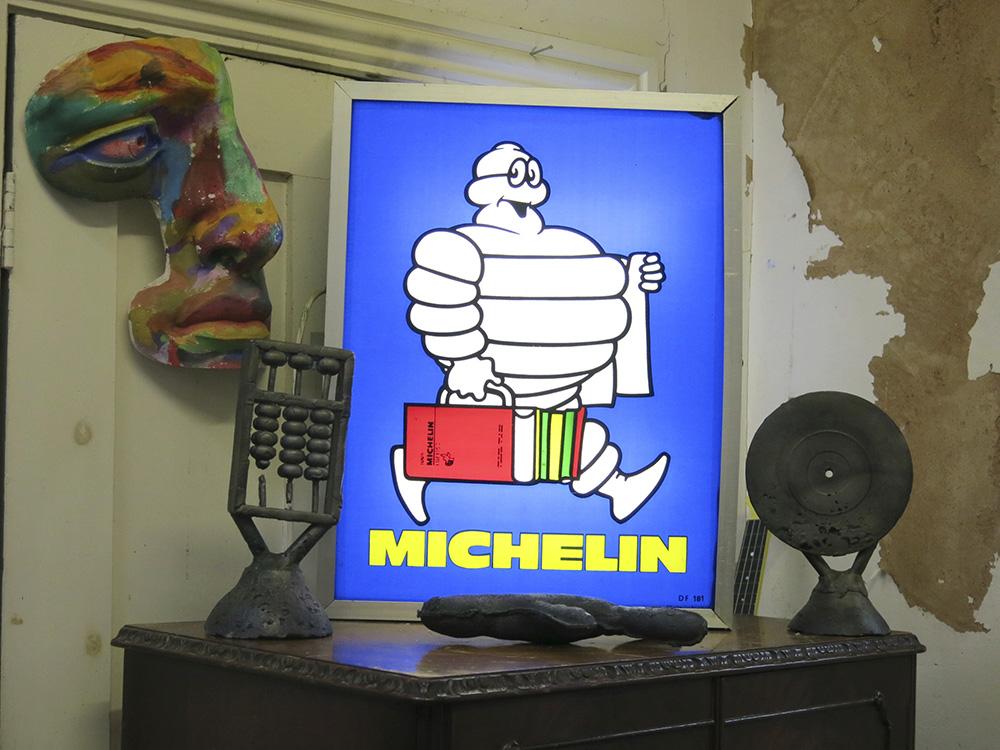 Roger Miles Michelin Man