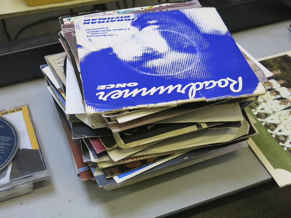 Roger Miles vinyl