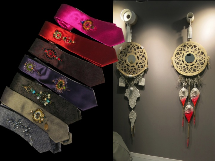 Dreamcatcher inspired design copyright Visuology