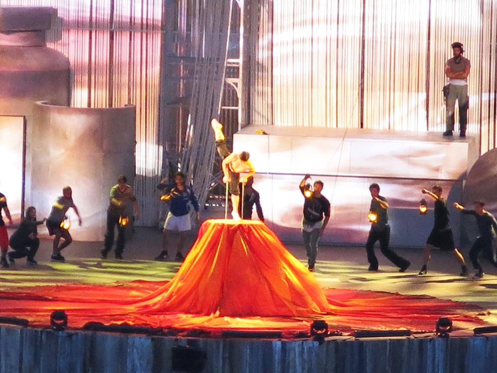 Cirque de Soleil Expo 2015