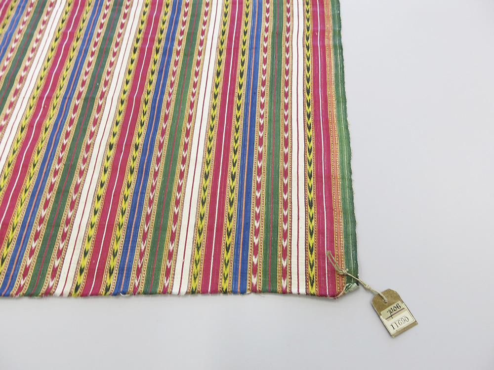 Fabric of India Exhibit
