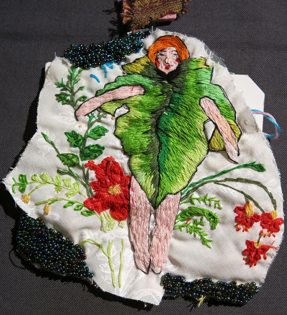 Sophie New Embroidery