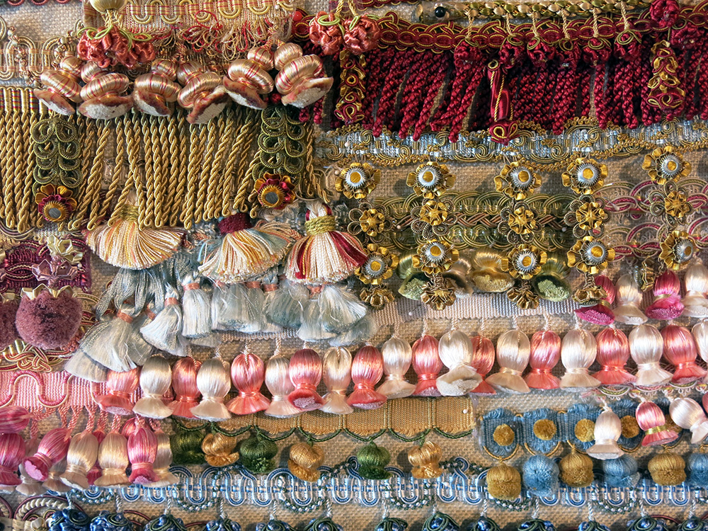 Watts of Westminster passementerie