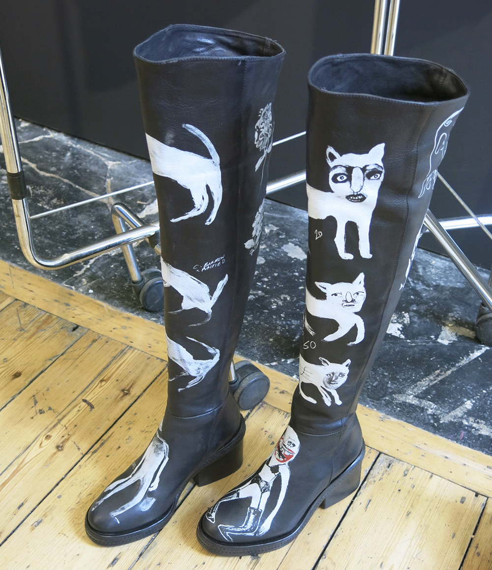 Claire Barrow boots