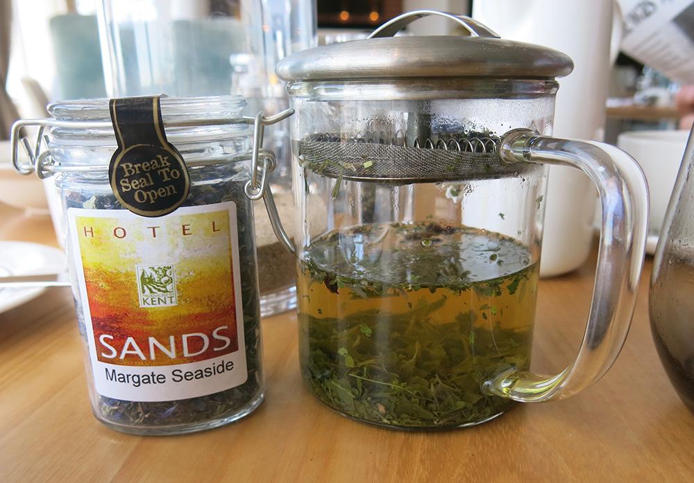Sands Hotel - Margate tea