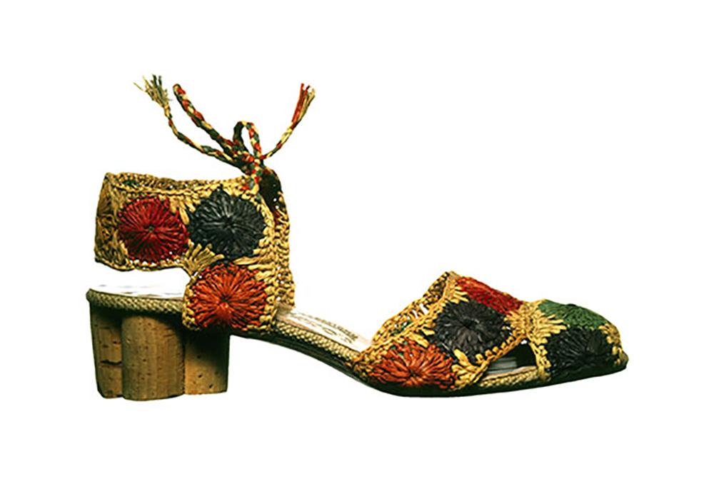 Raffia Shoe 2 Ferragamo 1936-38