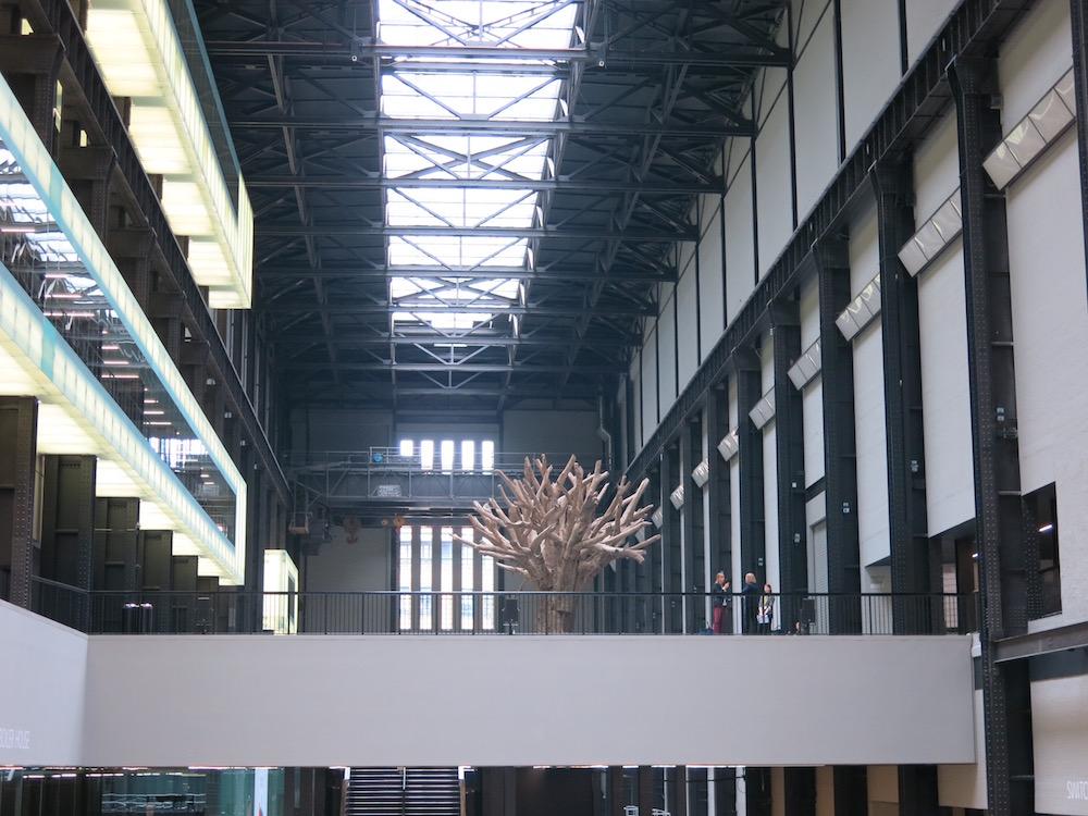 Ai Weiwei tree