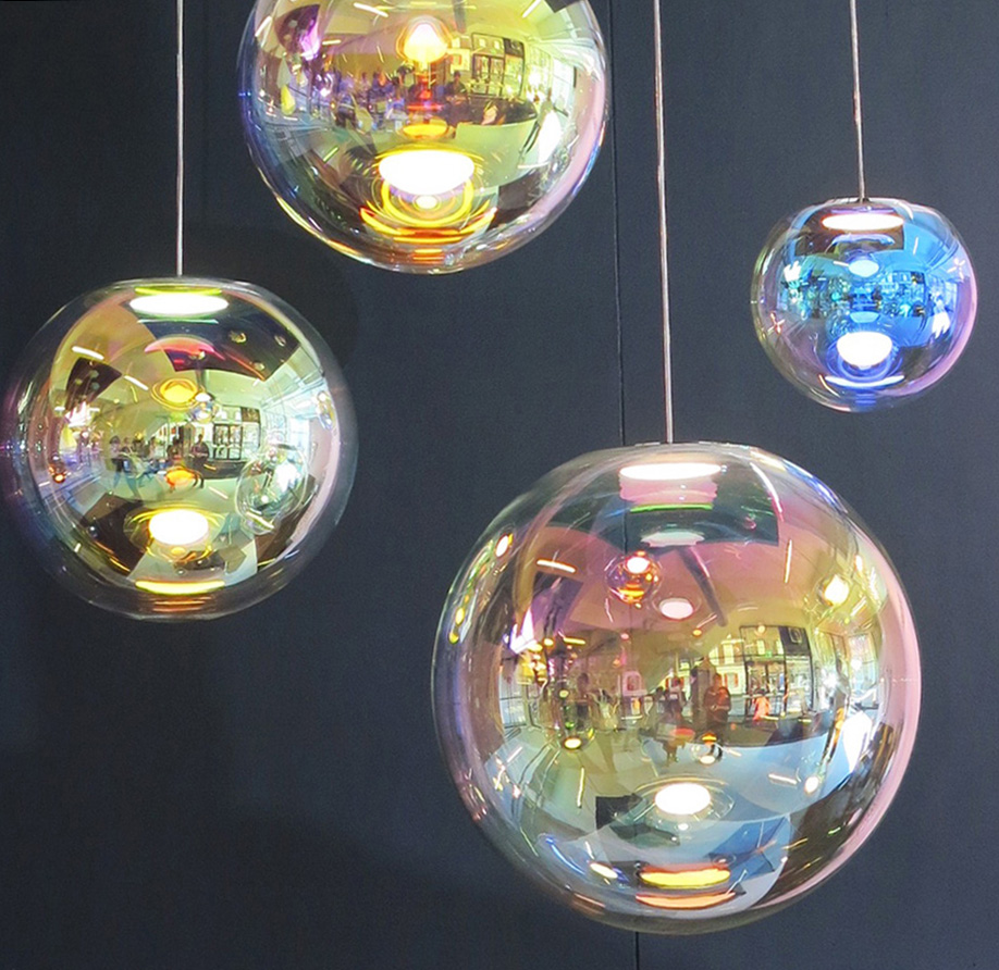 Neo Craft bubble lamps